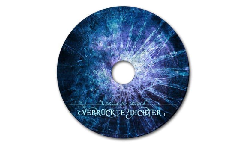VERRÜCKTE DICHTER - CD | mensch ist mensch 3