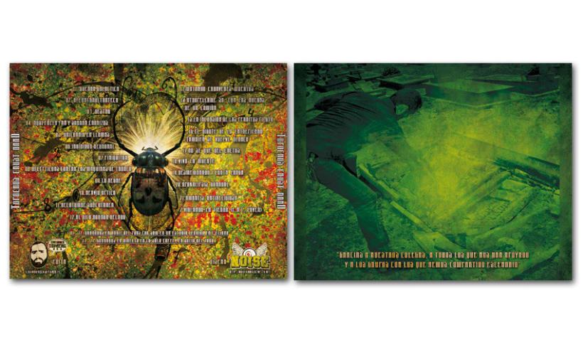 TOPOCHOS CRUST BAND - CD | topochos crust band 4