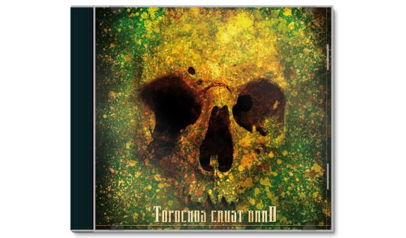 TOPOCHOS CRUST BAND - CD | topochos crust band 1