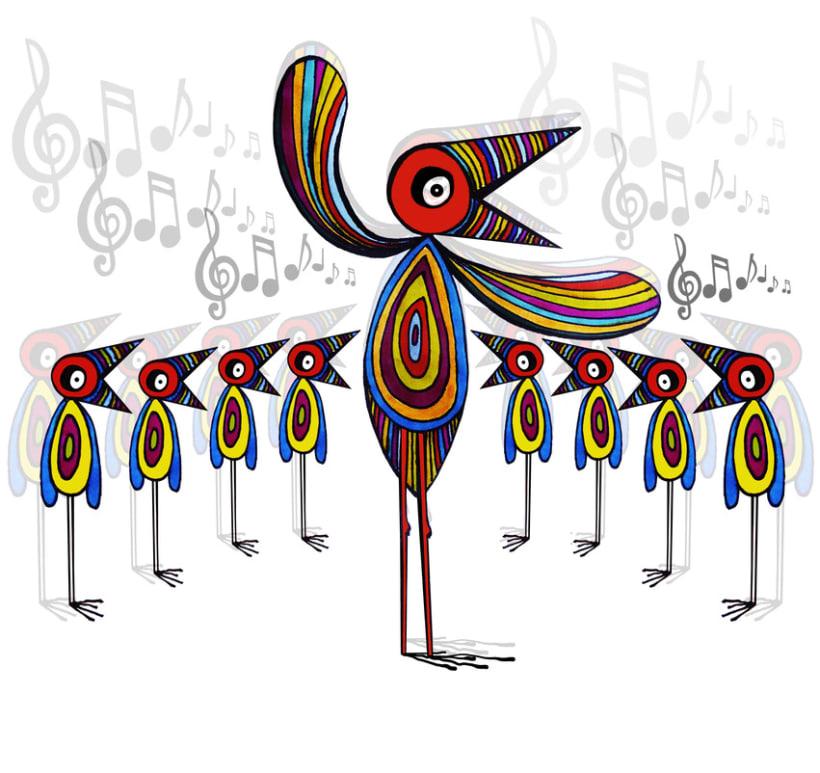 Pájaros 10