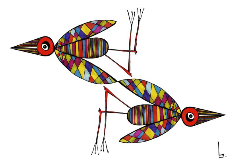 Pájaros 9