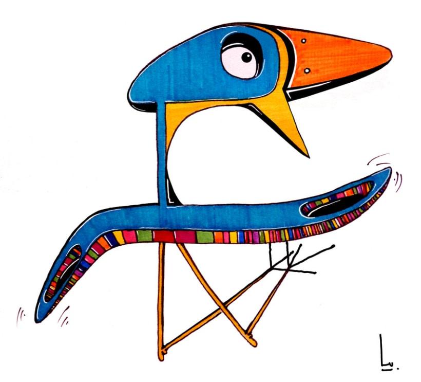 Pájaros 7