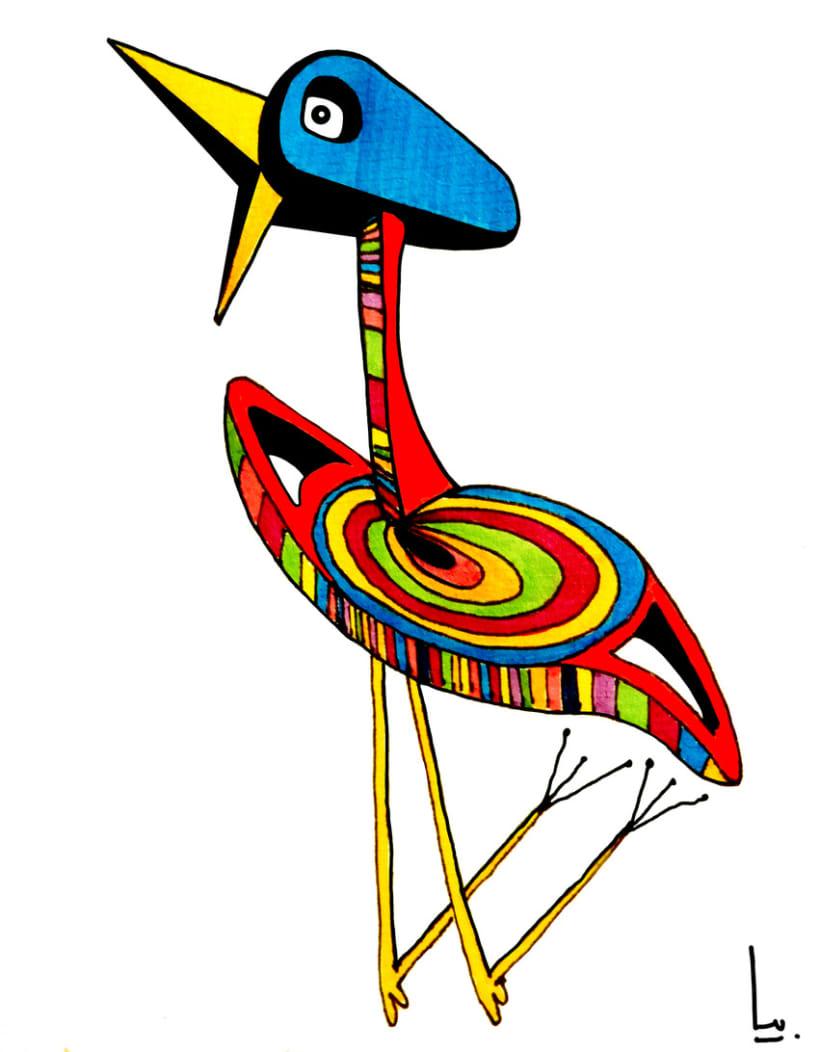 Pájaros 8