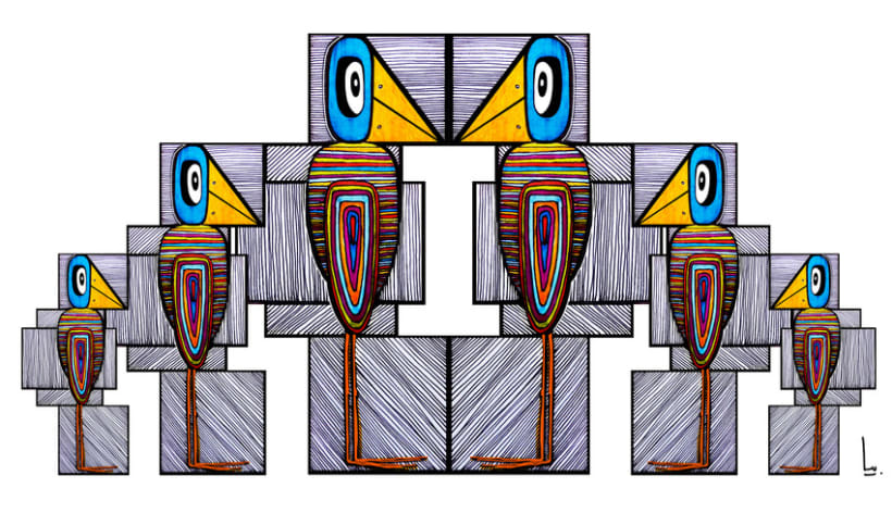 Pájaros 12