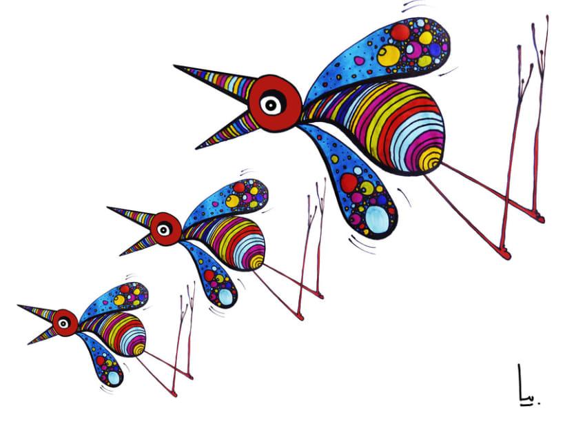 Pájaros 5