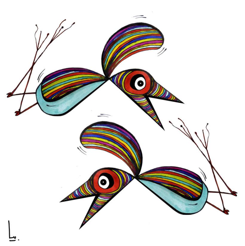 Pájaros 4