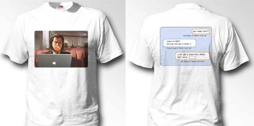 Camisetas con diseños exclusivos 140
