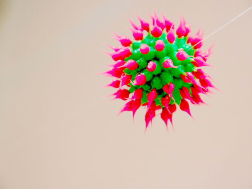 En la creación del objeto-joya 10