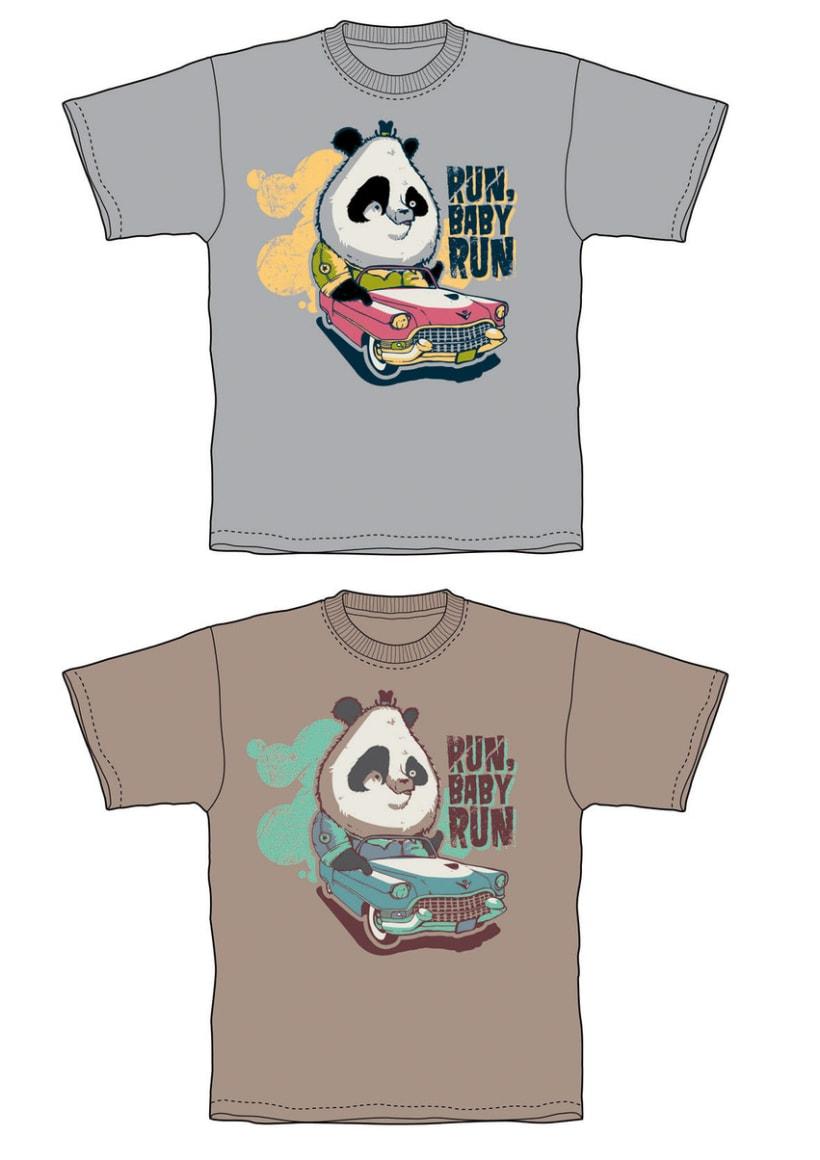 Ilustraciones T-shirts 4