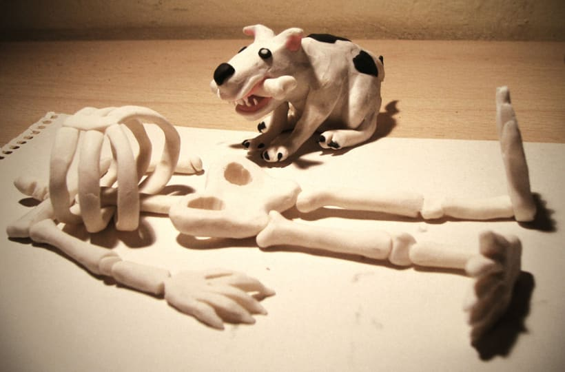 Modeling graveyard 2