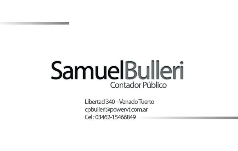 tarjeta samuel bulleri 1