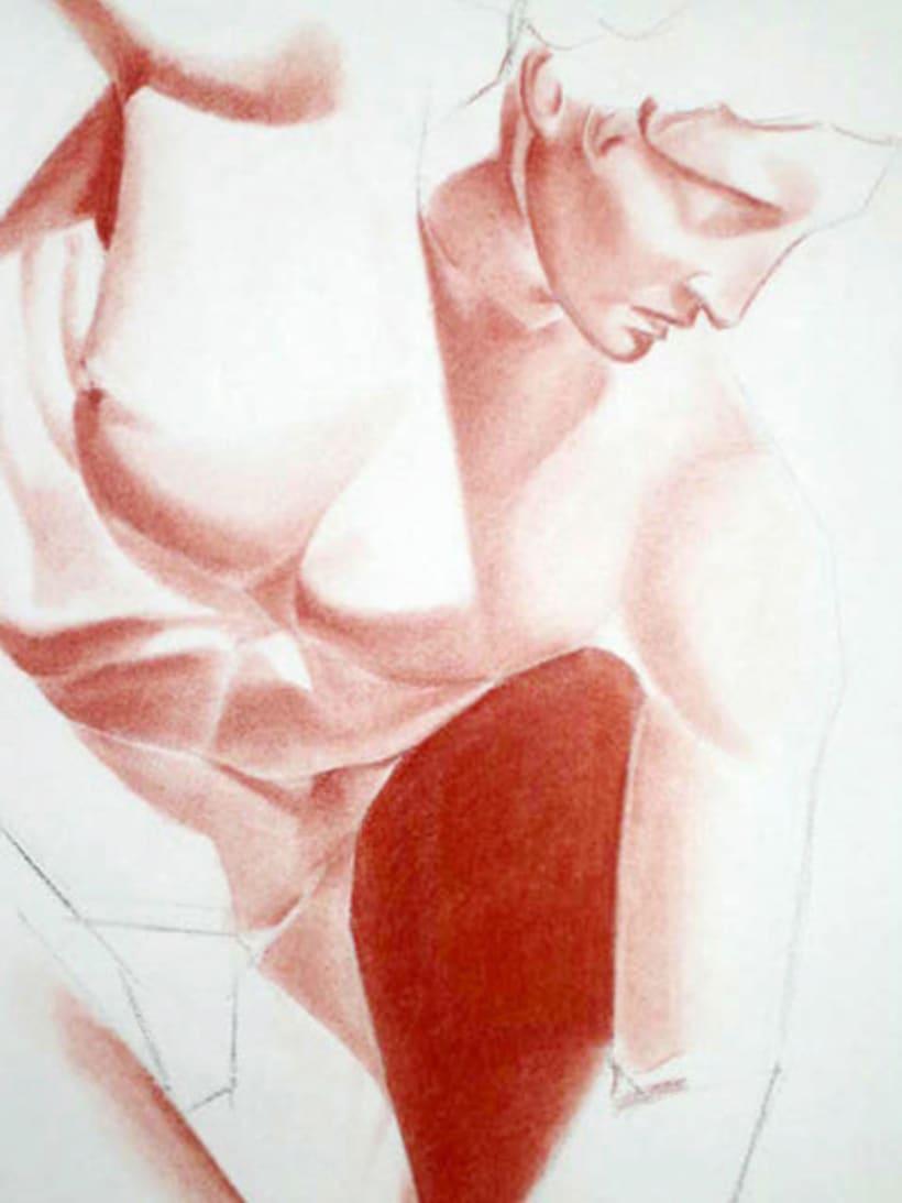 Dibujos estatua 5