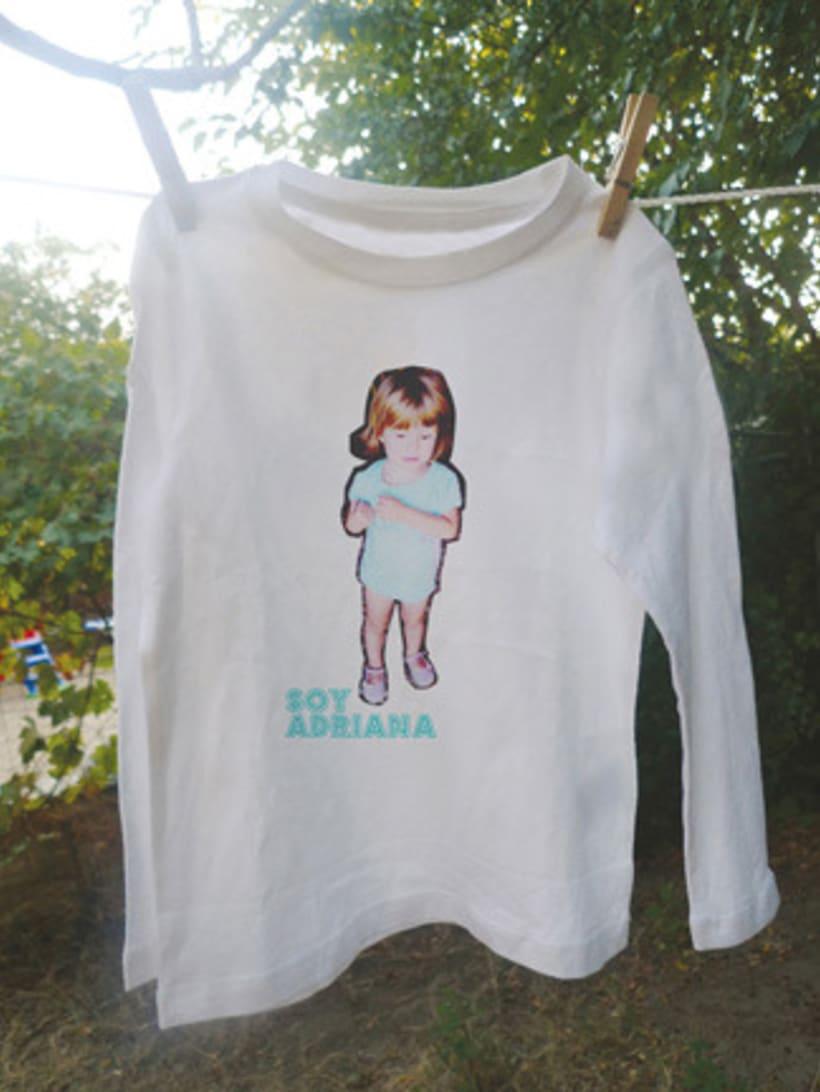 personal T-shirt design 1