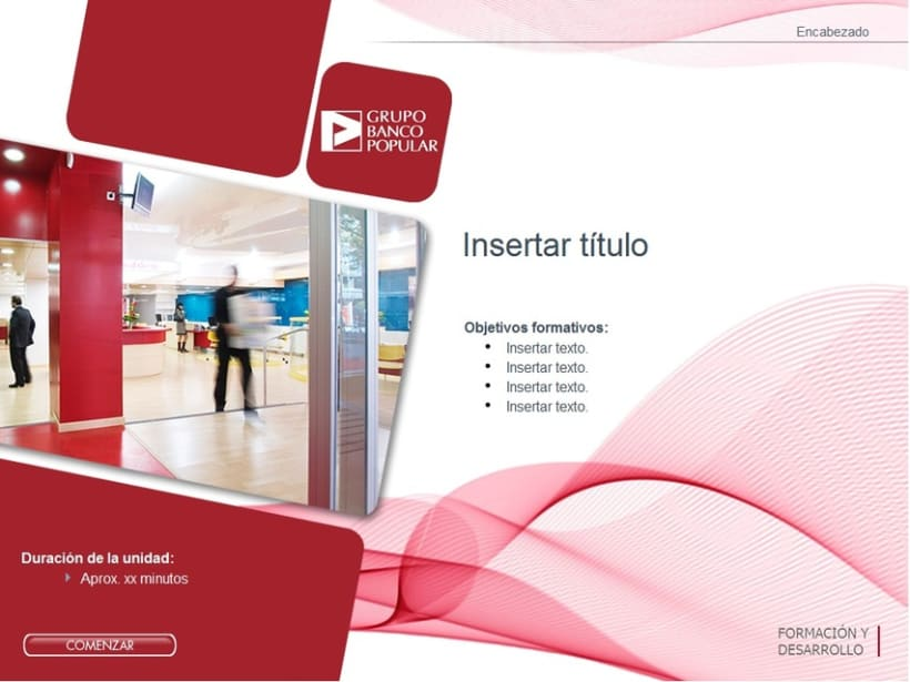 E-learning Grupo Banco Popular 2