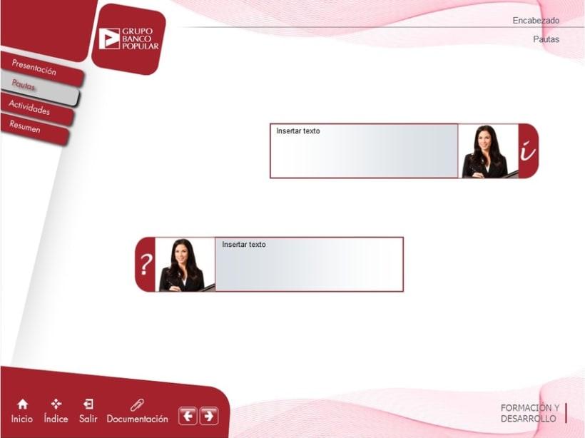 E-learning Grupo Banco Popular 4