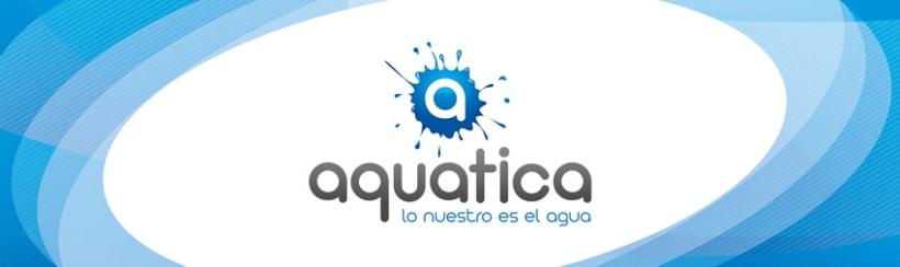 AQUATICA branding 1