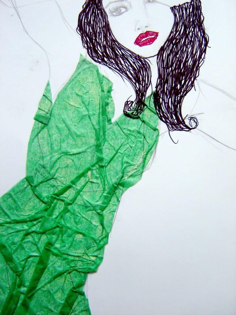Ilustración Moda 2