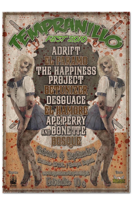 TEMPRANILLO FEST | poster 1
