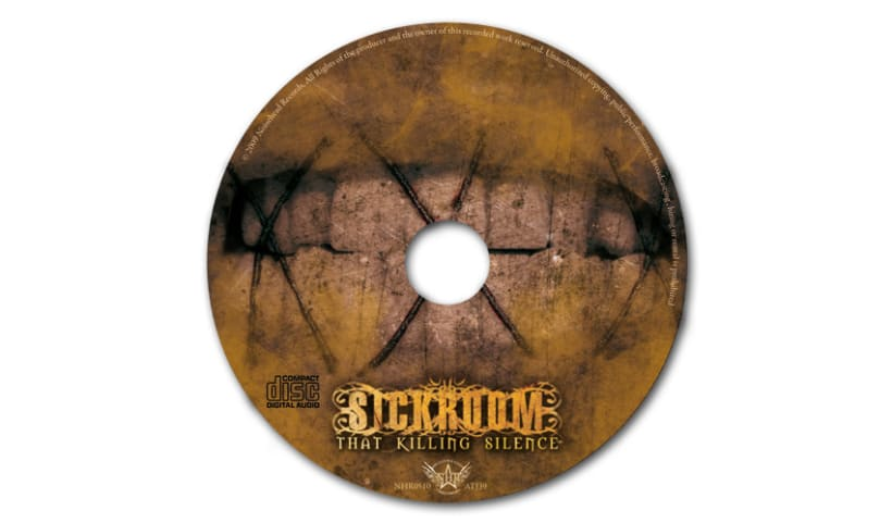 SICKROOM - CD | that killing silence  11