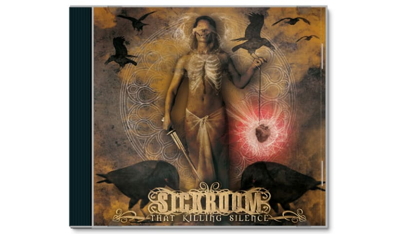 SICKROOM - CD | that killing silence  1