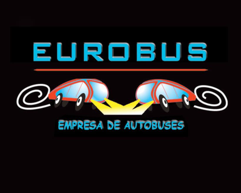 Euro bus (logo) 1