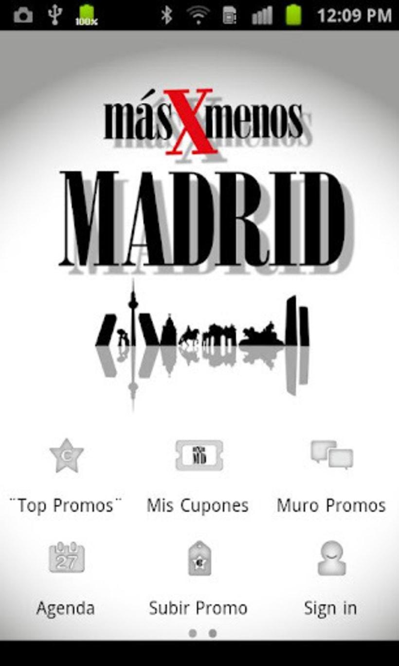 App Mas x Menos Madrid 3