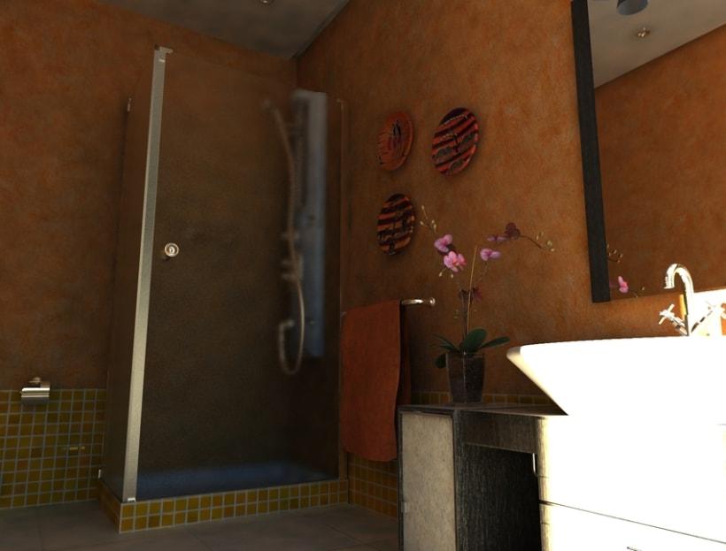Proyectos Varios 3D Max - Vray  1
