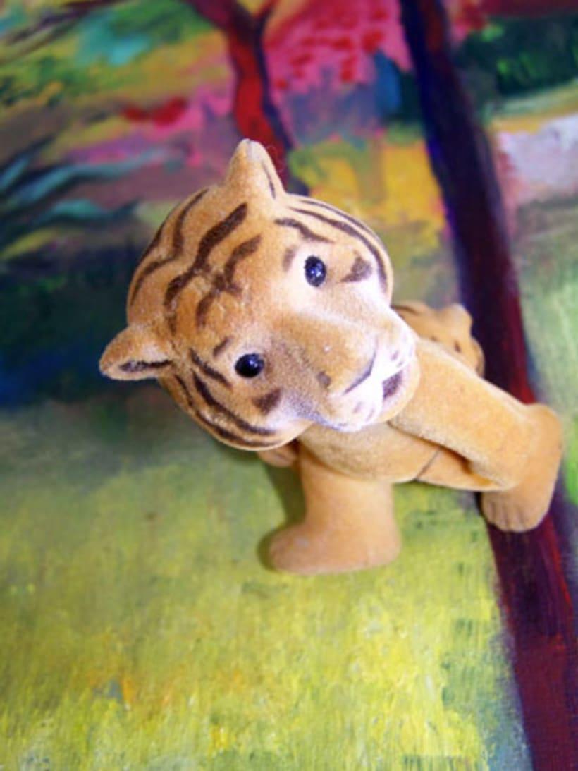 Tiger's secrets 1
