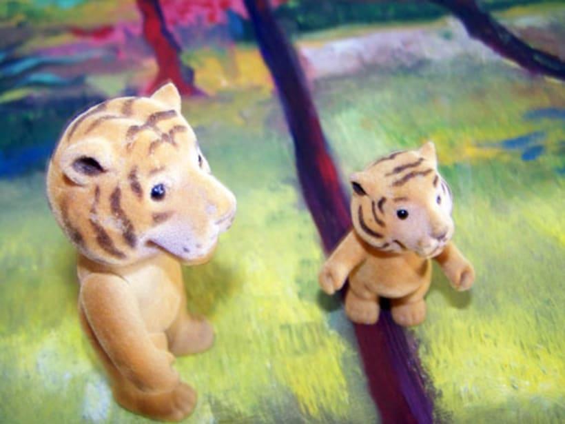 Tiger's secrets 3
