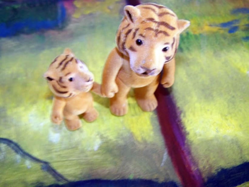 Tiger's secrets 4