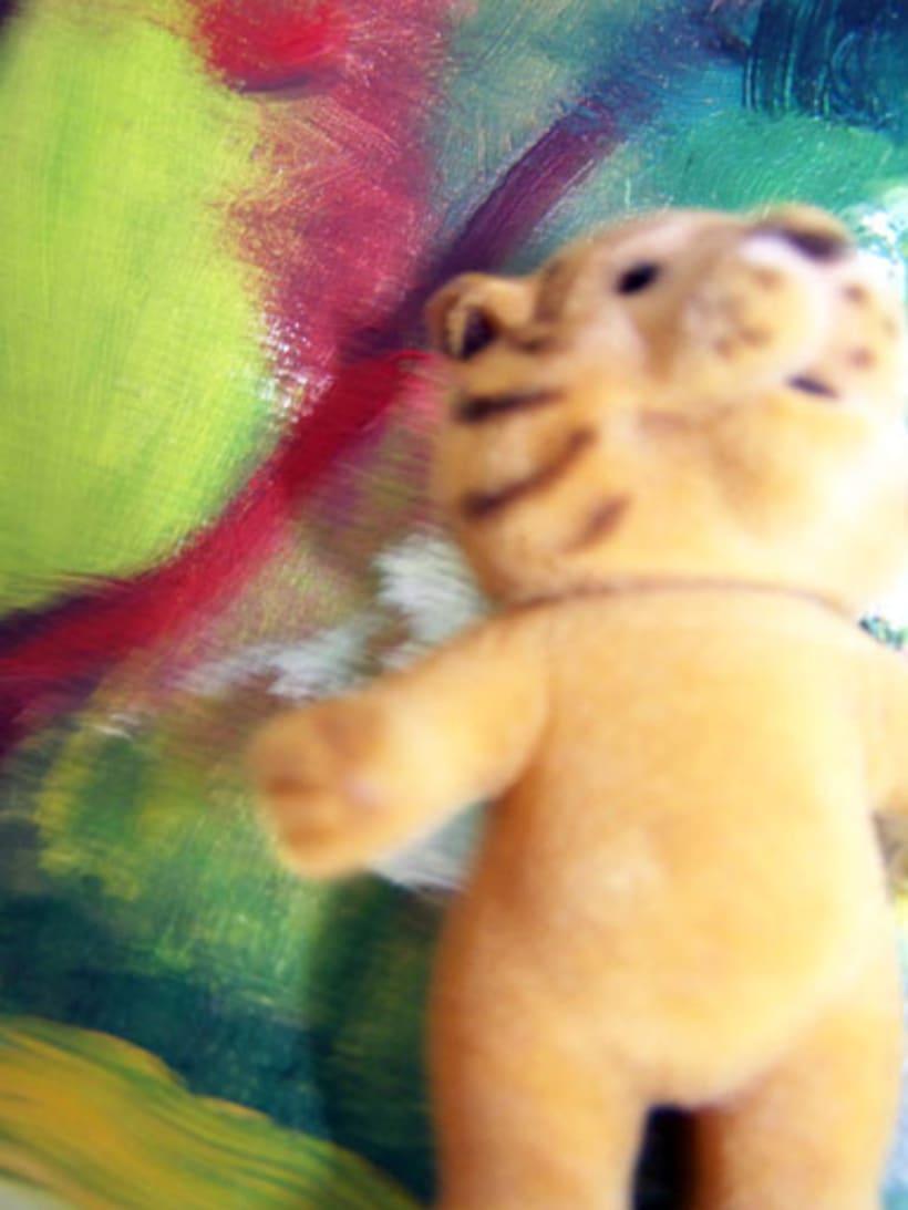 Tiger's secrets 5
