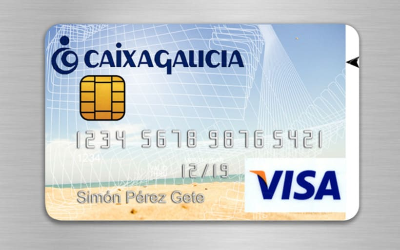 Visa Credit Cards /Spring Summer Edition. 1