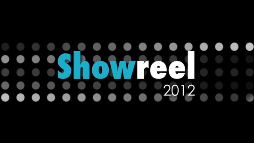 Showreel Motion Graphics 2012 3