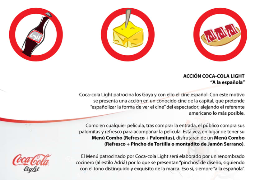COCA COLA LIGHT 2