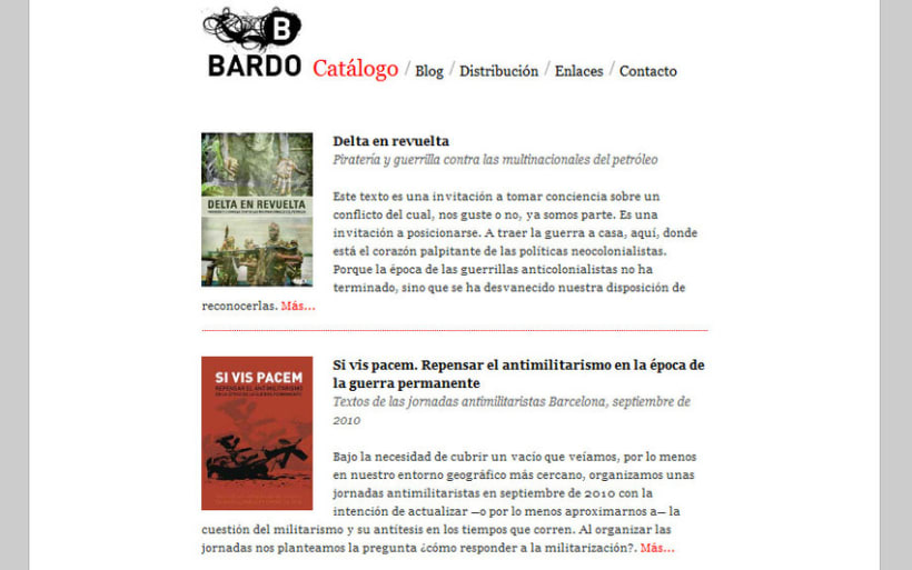 Bardo Ediciones - Editorial 2