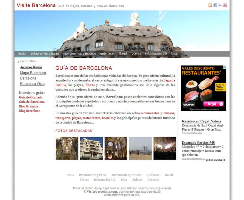 Guía de viajes y turismo en Barcelona 2