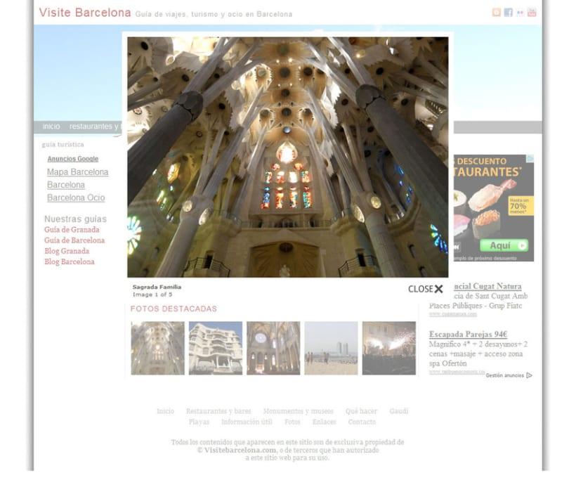 Guía de viajes y turismo en Barcelona 3