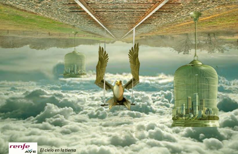 Ave Renfe el cielo en la tierra 1