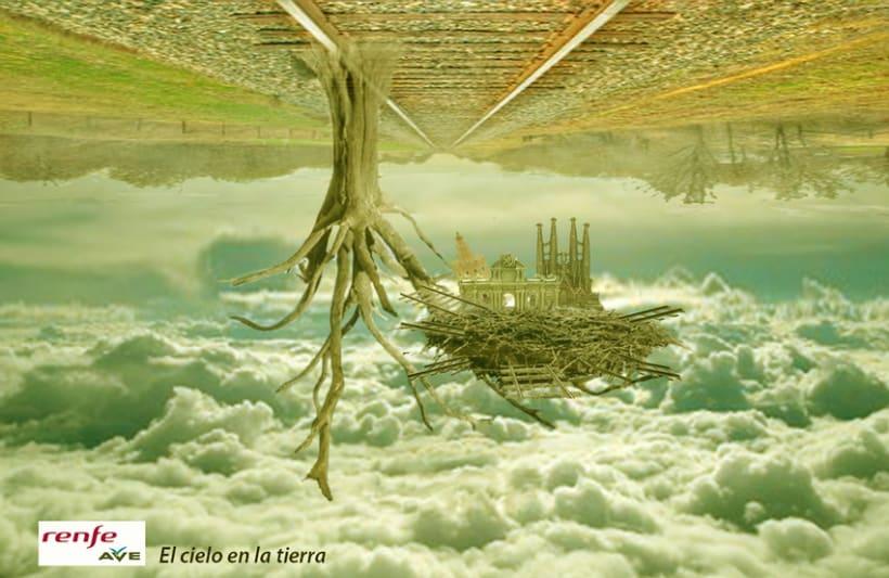 Ave Renfe el cielo en la tierra 2