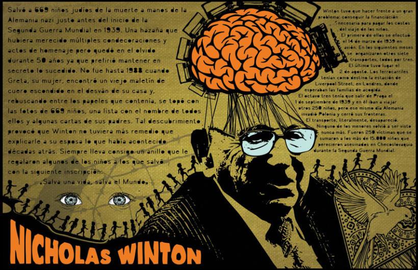 Nicholas Winton 1