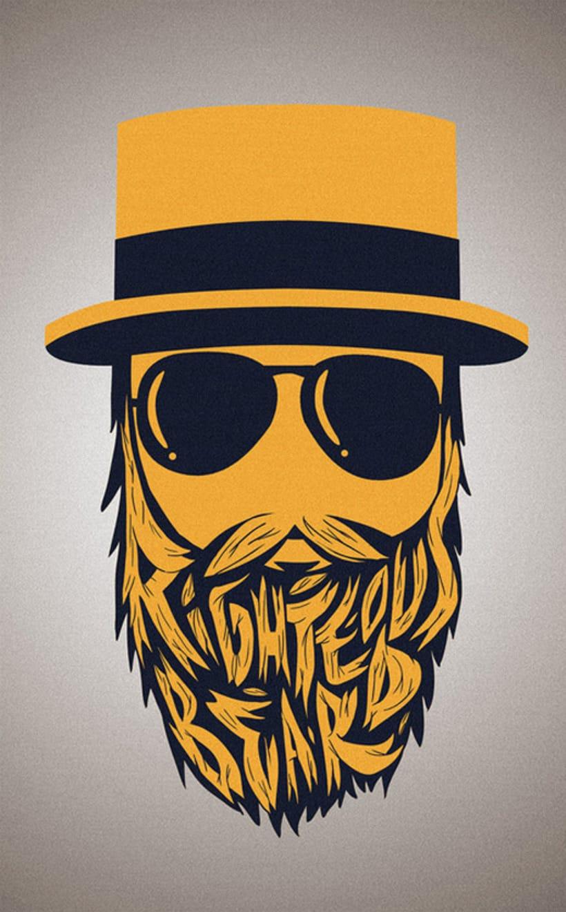 Righteous Beard  1
