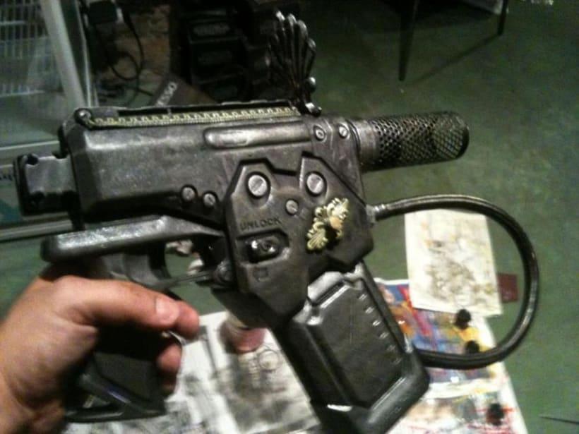 Armas Steampunk 4