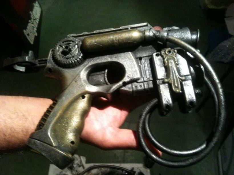 Armas Steampunk 3