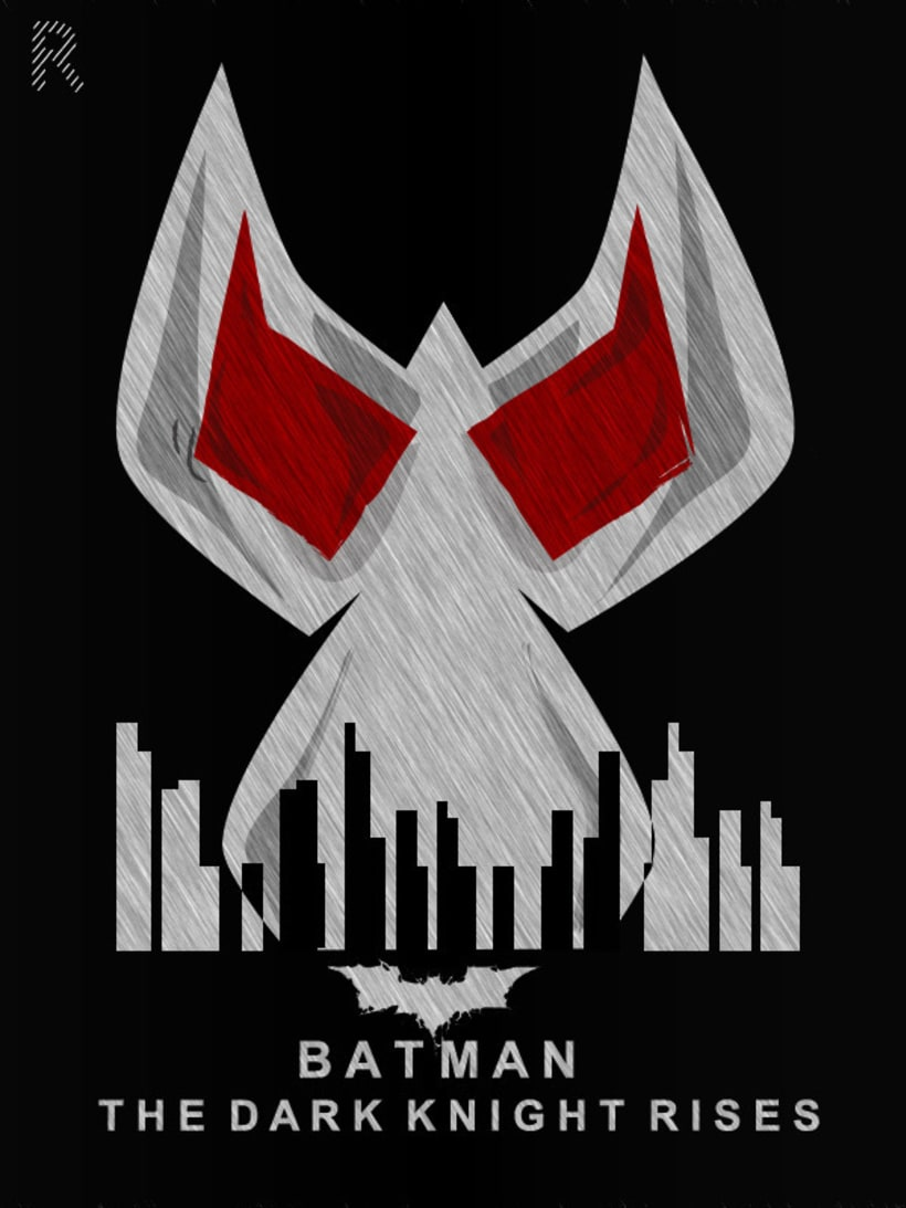 Batman The Dark Knight Rises  1
