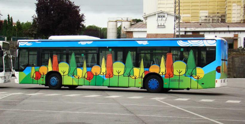 Diseño autobús urbano 2