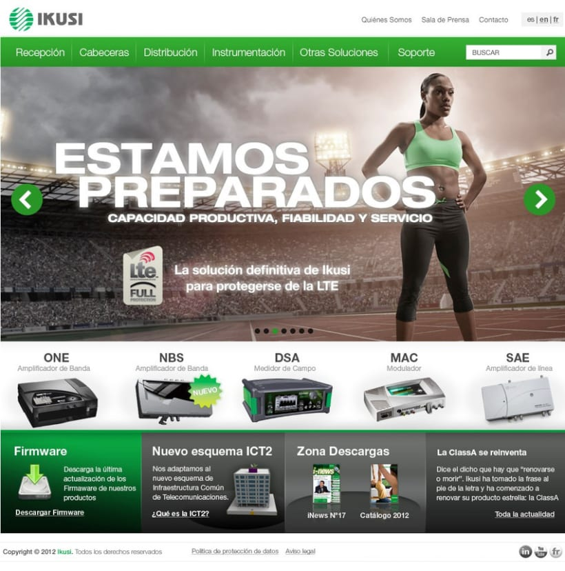 Ikusi - Diseño Web 1
