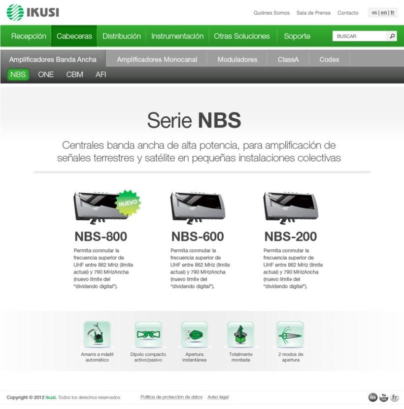 Ikusi - Diseño Web 3
