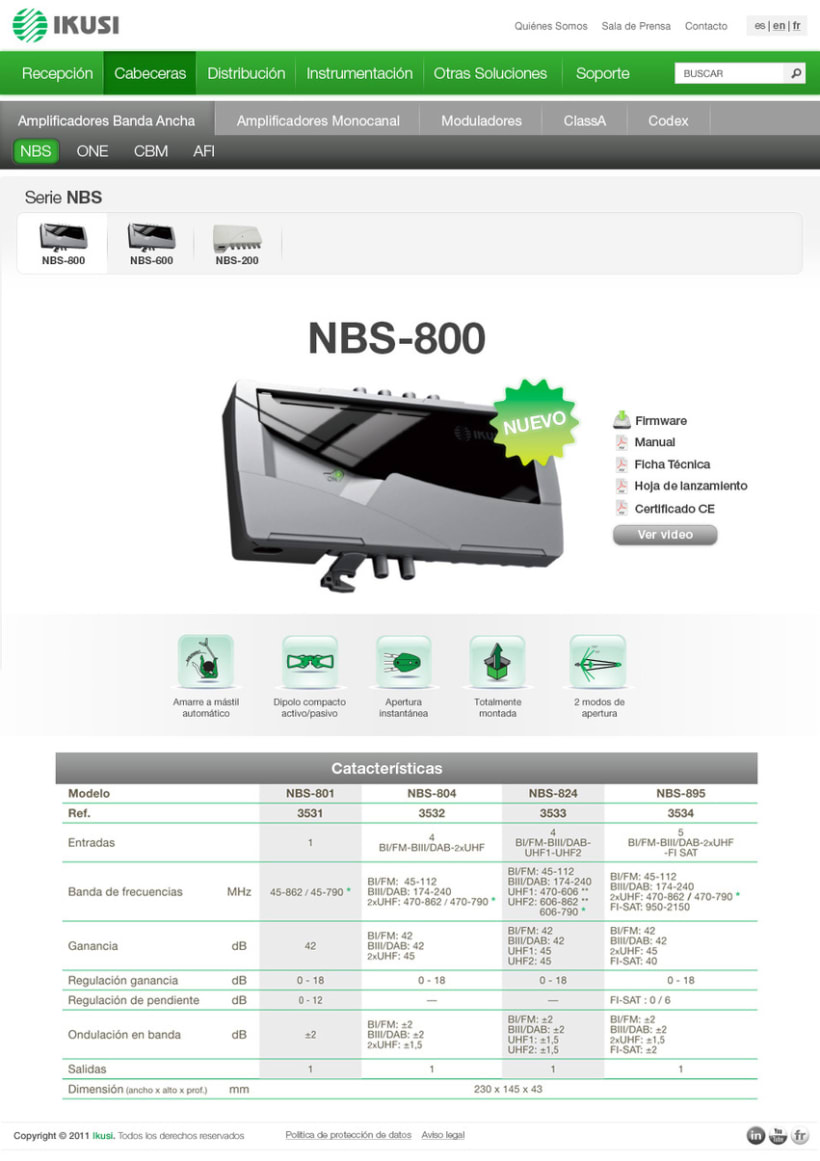 Ikusi - Diseño Web 4