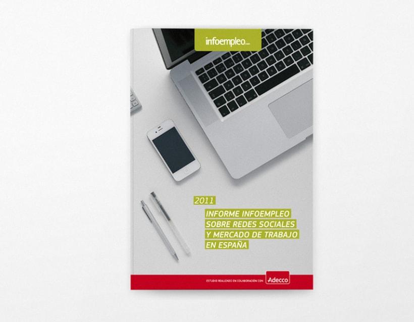 Informe sobre redes sociales y empleo en España 2