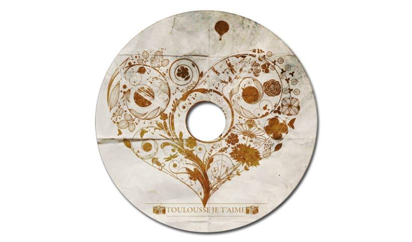 TOULOUSSE JE T'AIME - CD | recopilatorio fotos 3